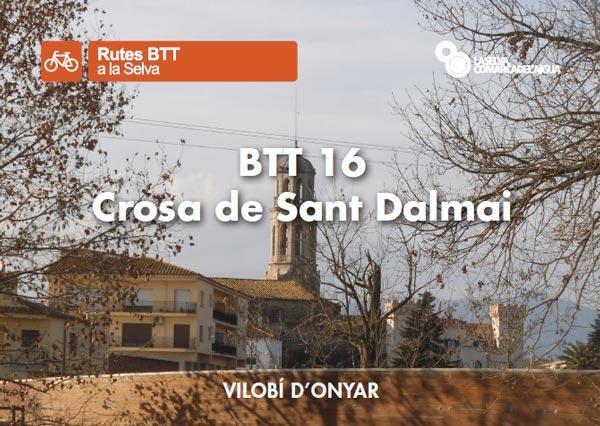 BTT 16 Crosa de Sant Dalmai