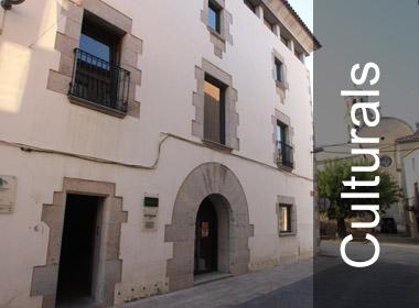 Entitats Culturals | Ajuntament de Vilobí d'Onyar
