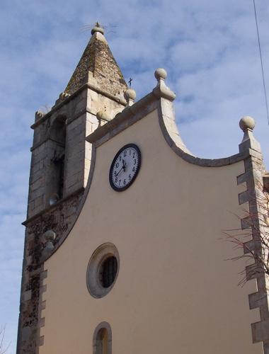 Esglèsia de Santa Maria de Salitja