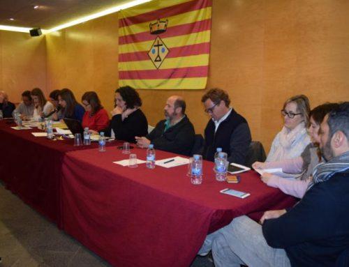 L'Ajuntament de Vilobí d'Onyar incrementa el pressupost del 2018 prop d'un 14%