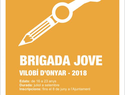 Brigada jove 2018