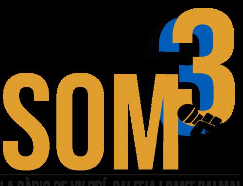 Estrenem SOM 3 Ràdio, la Ràdio de Vilobí, Salitja i Sant Dalmai